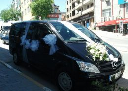 VIP VİTO Kiralık Düğün Arabası